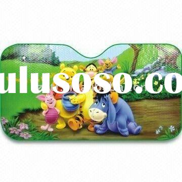 Car Front Window Sunshade in Customized Designs