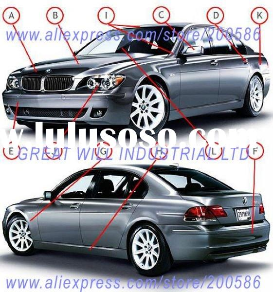 Car body protection film paint protection film roll clear for Car paint protection film cost