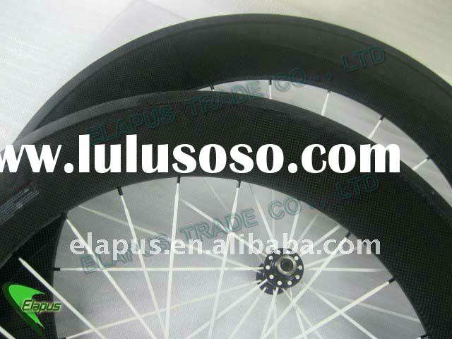 Carbon Bicycle wheels.88mm Clincher wheelset Light weight and Performance