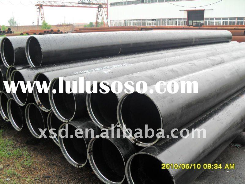 Carbon seamless steel pipes ASTM A106/A53/API5L tubes reliable supplier