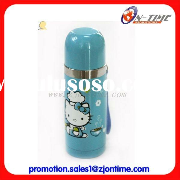 Cartoon theme thermos/Baby hot drinkware/Thermos for kids