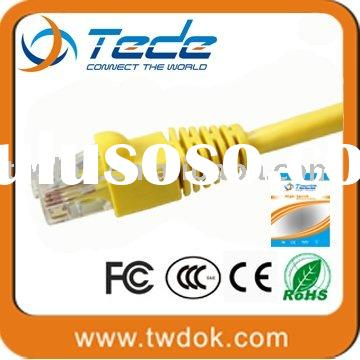 Cat5e UTP/FTP Patch Cable