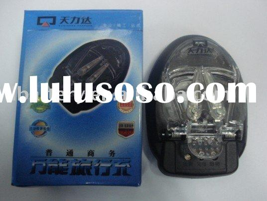 Cellphone battery charger, universal battery charger