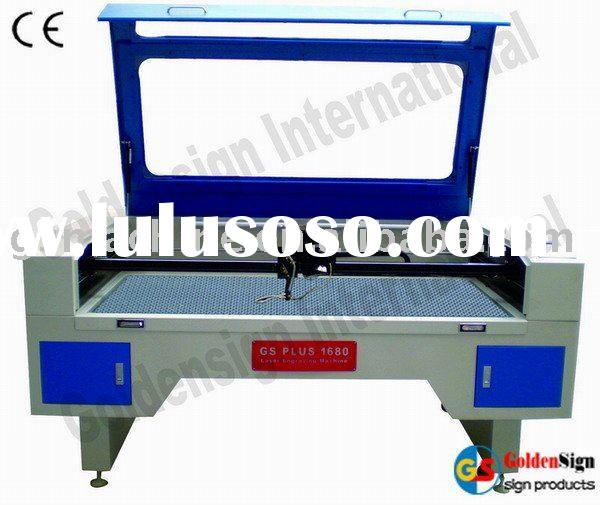 China GS laser cutting machine