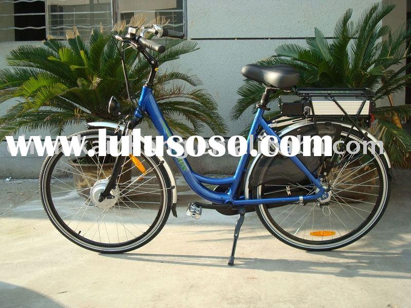 City e Bicycle with Dutch Lady model , 3 speed SHIMANO speed gear