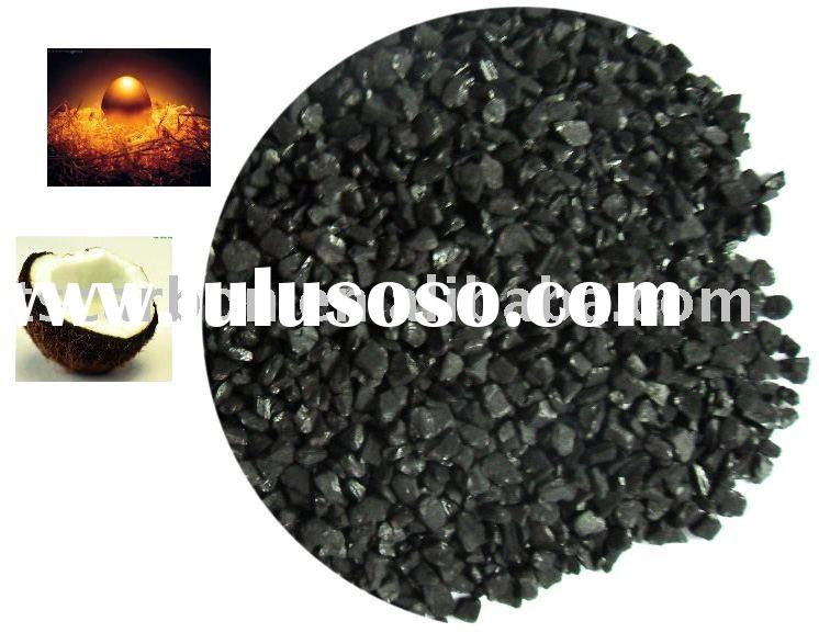 Coconut Shell Activated Carbon for Extracting Gold through Carbon-in-Pulp process