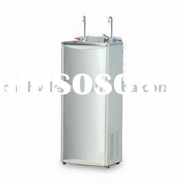 Commercial Soda Machine, Made of Stainless Steel SUS 304, with Water Maker
