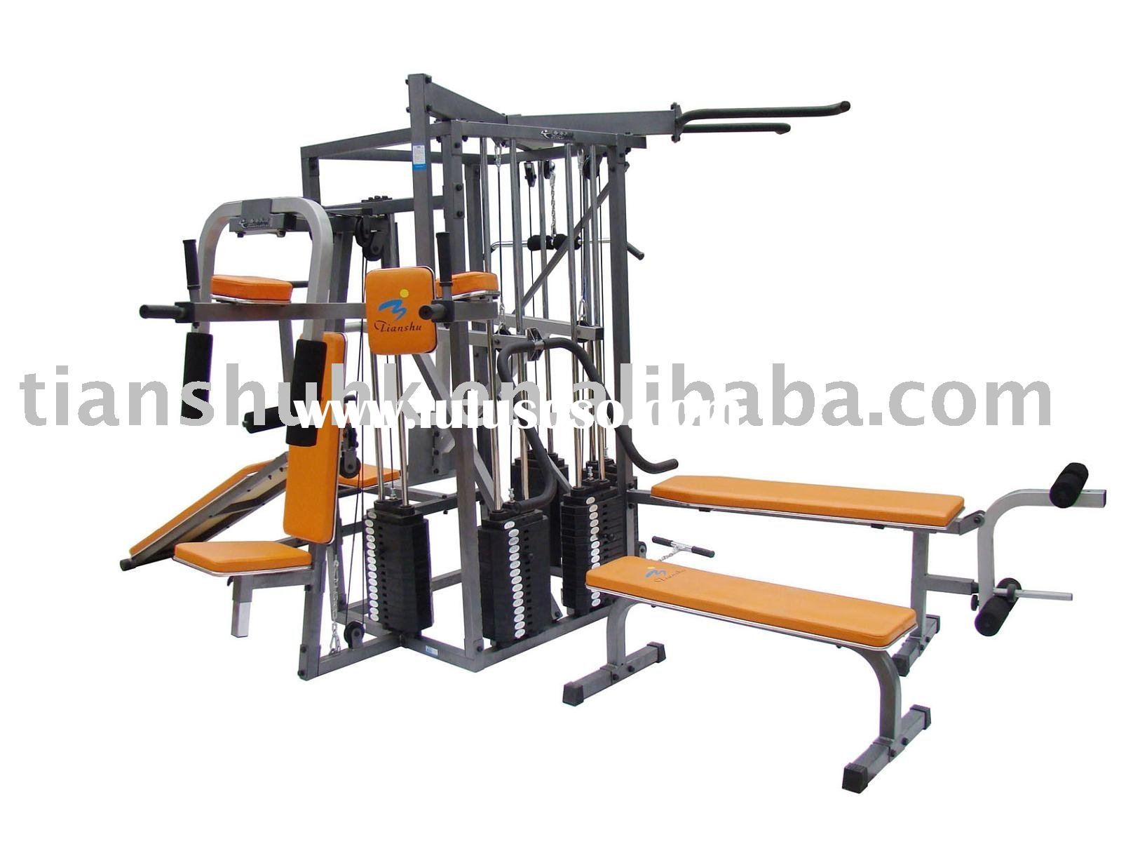 Commercial Bodybuilding Multi Gym Equipment For Sale