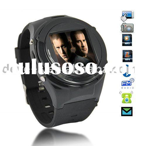 Competitive price Cell Phone Watch,Quadband