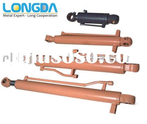 Customised Truck Lift Hydraulic Cylinders