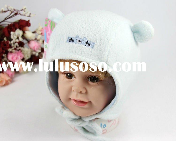 Cute Bear Animal Kids Hats with ears NUS02R06