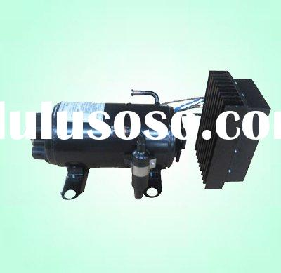 DC 12Variable speed hermetic Kompressor for military mass transit blood cooling mining machine ship