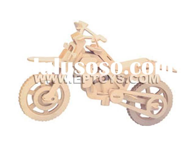 DIY MOTORCYCLE, DIY TOY, WOODEN TOY