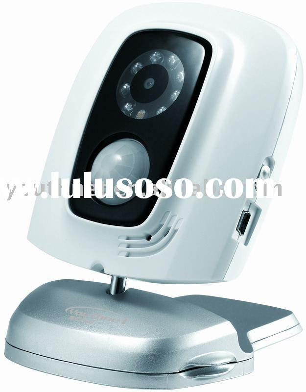 DIY installation wireless home security audio cameras | alarms cameras | send alarm to cell phone |