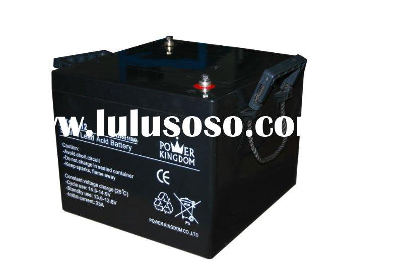 Deep Cycle Battery for Solar System