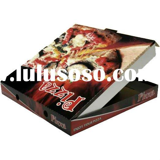 Delicate High quality cheap price pizza boxes cartons