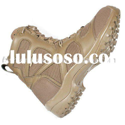 Desert hunting Boots 30302(Combat Boots Tactical Boots Police Equipment)