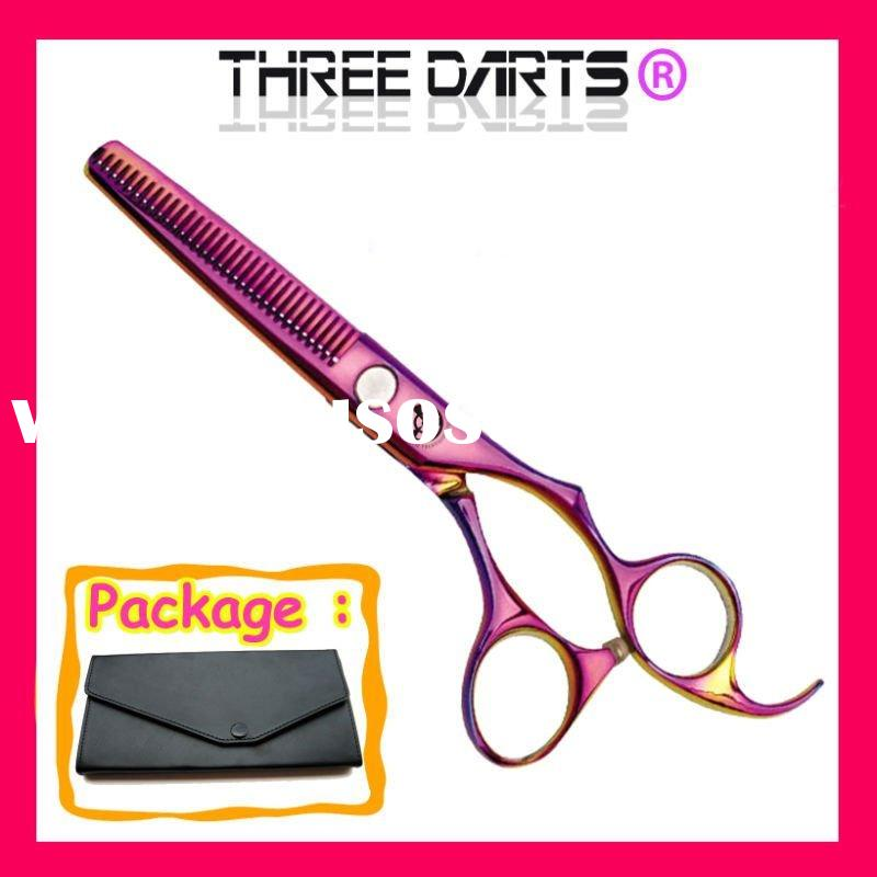 Domestic Sus440C(9cr13)stainless steel thinning scissors