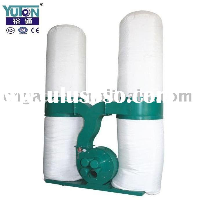 Double Bags Portable Dust Collector
