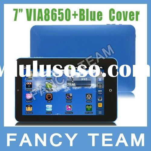 Dropshipping Support - ePad 7 Inch Android 2.2 VIA8650 Tablet PC Support Norway and Italy French Lan