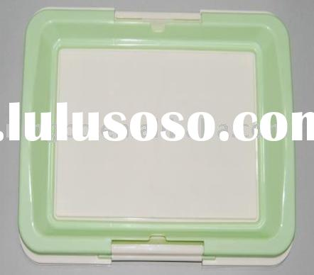 Easy Clean Plastic Indoor Small dog toilet