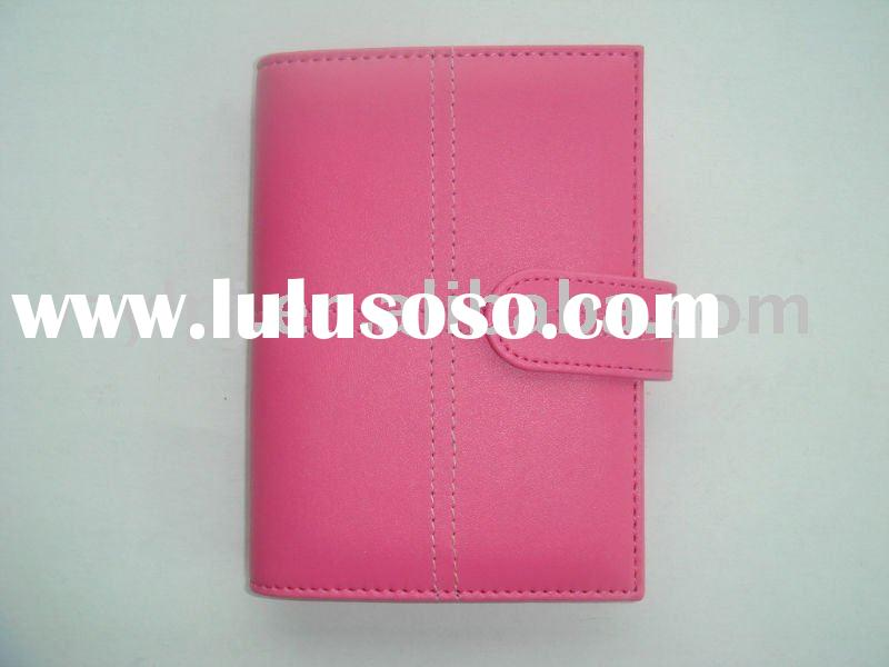 Elegant 5'' fashionable spiral notebook with custom printing