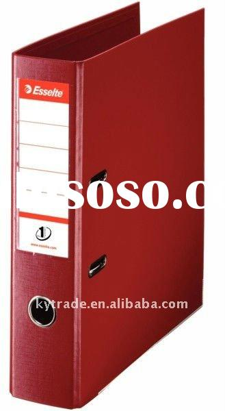 Factory Direct Sale of A3/A4/FC Eco-friendly PP Arch lever file