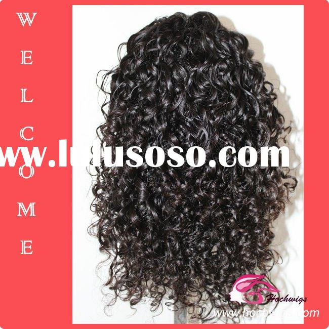 Factory wholesales high quality full lace wigs