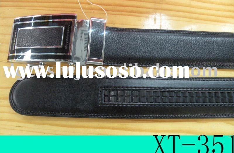 Fashion Genuine Leather Belt for Men Design Customized Real Leather Belt