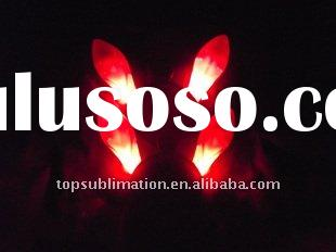 Fashion LED flash lighted horns for party
