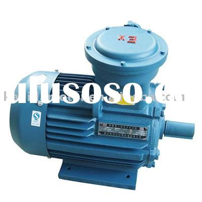 Flame Proof Motor, Induction Motor, Explosion Proof Motor, YB2 Motor