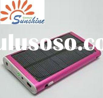 Flashlight & Cell Phone Solar Charger