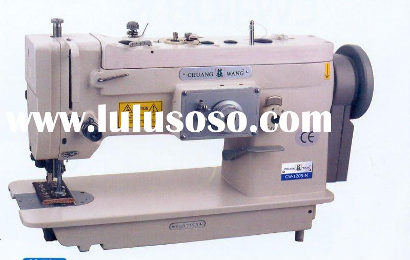 Flat Bed upper & lower Zig Zag Industrial Sewing Machine