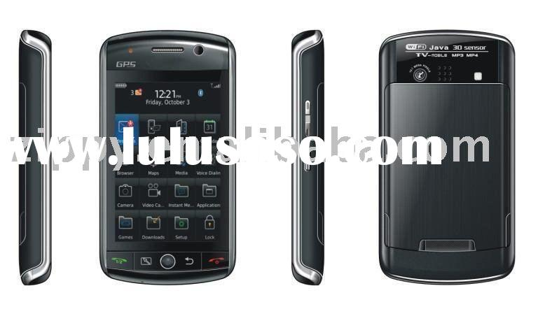 Fly-ying F035 Quad Band Dual SIM Card with GPS WIFI JAVA TV GSM Mobile Phone
