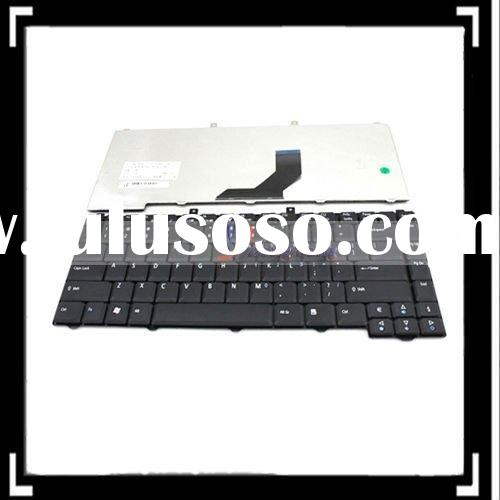 For Acer Laptop Keyboard Layout (Aspire 5100) Black
