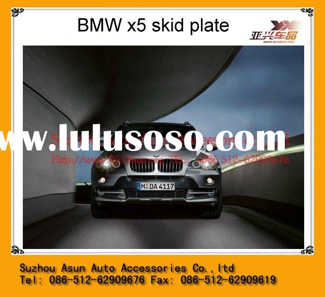 For BMW x5 skid plate OEM type auto accessories car part auto spare parts