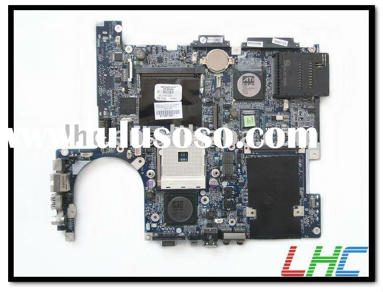For HP NX6125 393569-001 laptop motherboard AMD 411887-001