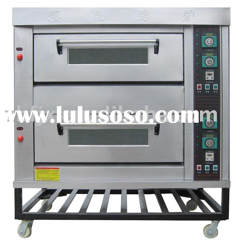 French Bread Baking Oven YKL-24 (2 deck 4 trays)