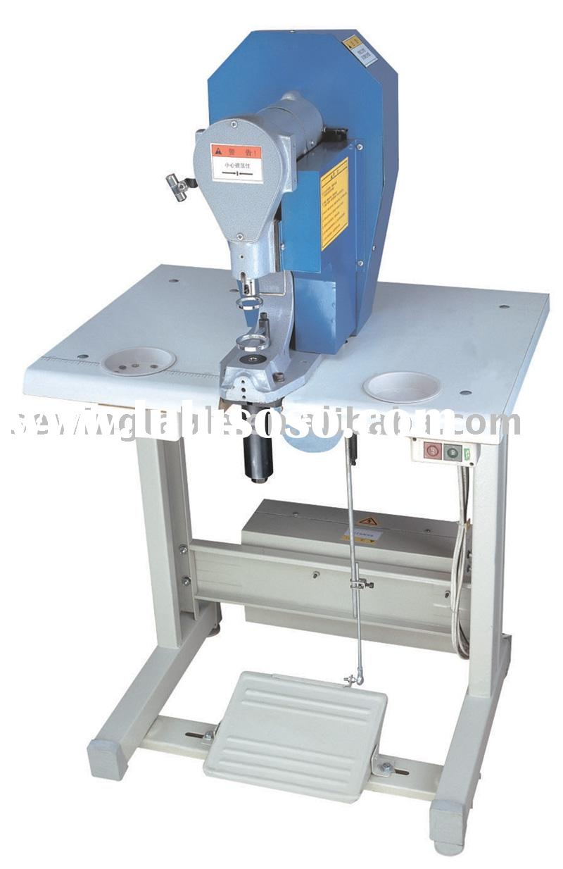 GNS-2 Electronic Button Sewer,sewing machine,garment machine