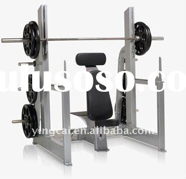 GNS-F6-113 Military Press Health impulse gym equipment