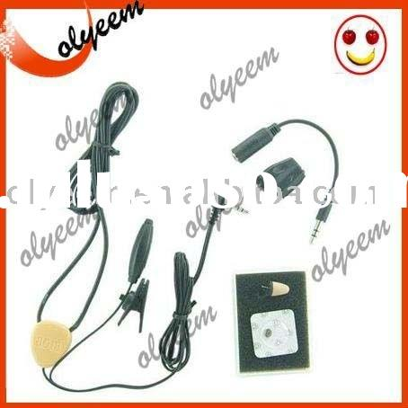 Gadget 2010 hot New Mini Hidden Invisible Gsm Bug Earphone Wireless Earpiece
