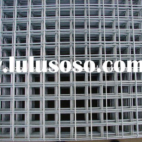 Galvanized Welded Wire Fence Panels with Small Holes