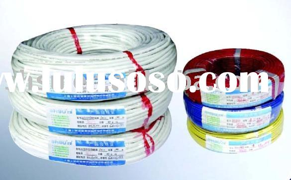 H07 V-K low voltage power cable (copper conductor PVC insulation 450/750V LV power cable)
