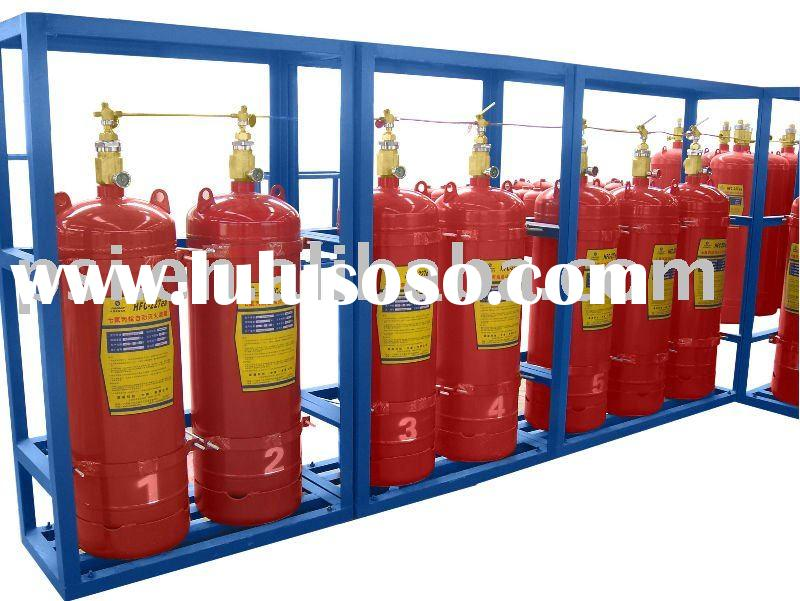HFC-227ea(FM200) fire fighting equipment/78kg
