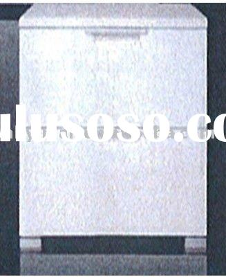 HIGH GLOSS WHITE FILE CABINET