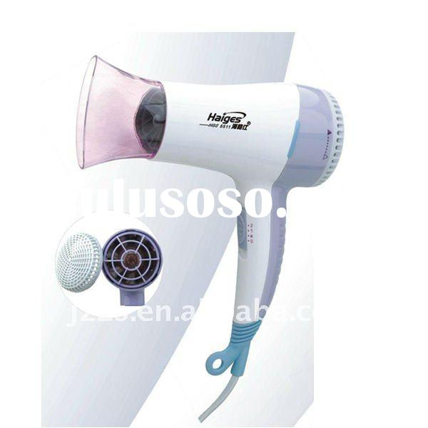 Hair dryer with good heating coil