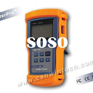 Handheld Multi-function CBT-300 Cable tester