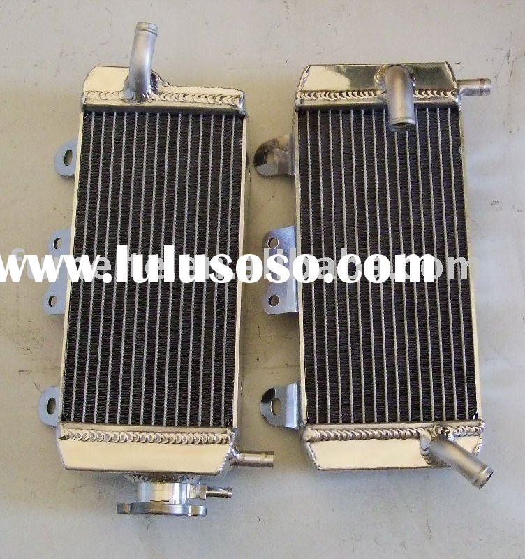 High Performance Aluminum Motorcycle Radiator for Honda Suzuki Yamaha Kavasaki ATV cyles (Racing Par