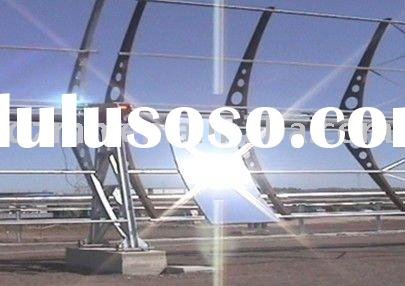 High Quality Fish Bones Type Light Steel Tracking Frame For Parabolic Trough Solar Collector