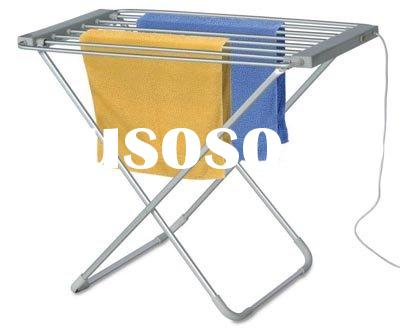 High Quality Folding ALUMINUM heating Clothes Dryer